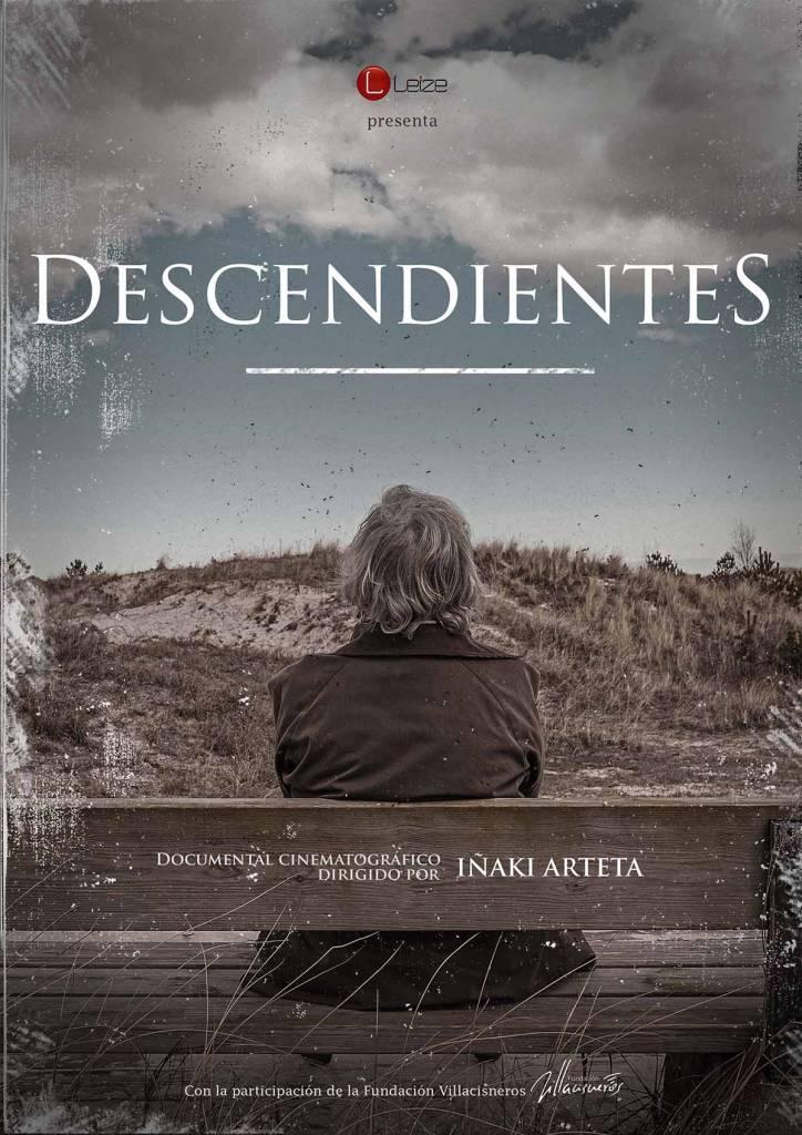 cartel Descendientes de Iñaki Arteta