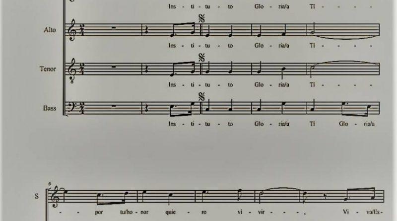 versión coral del Himno de la Guardia Civil