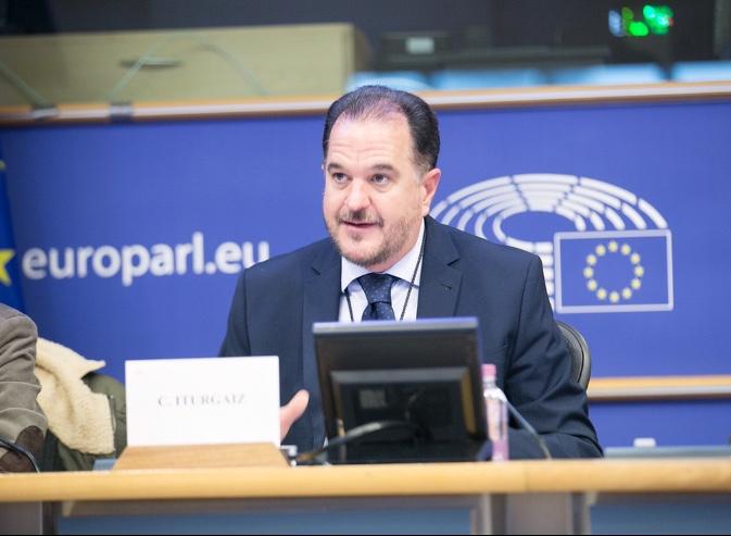 Carlos Iturgaiz en el Grupo Popular Europeo