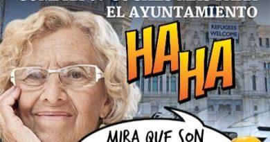 Dando ejemplo con el #MadridCentral y los coches oficiales. Por Linda Galmor