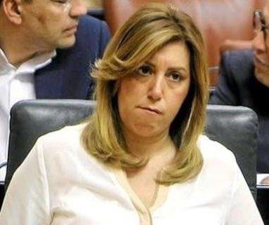 Susana Díaz ha definido el pacto por el cambio como el pacto de la vergüenza