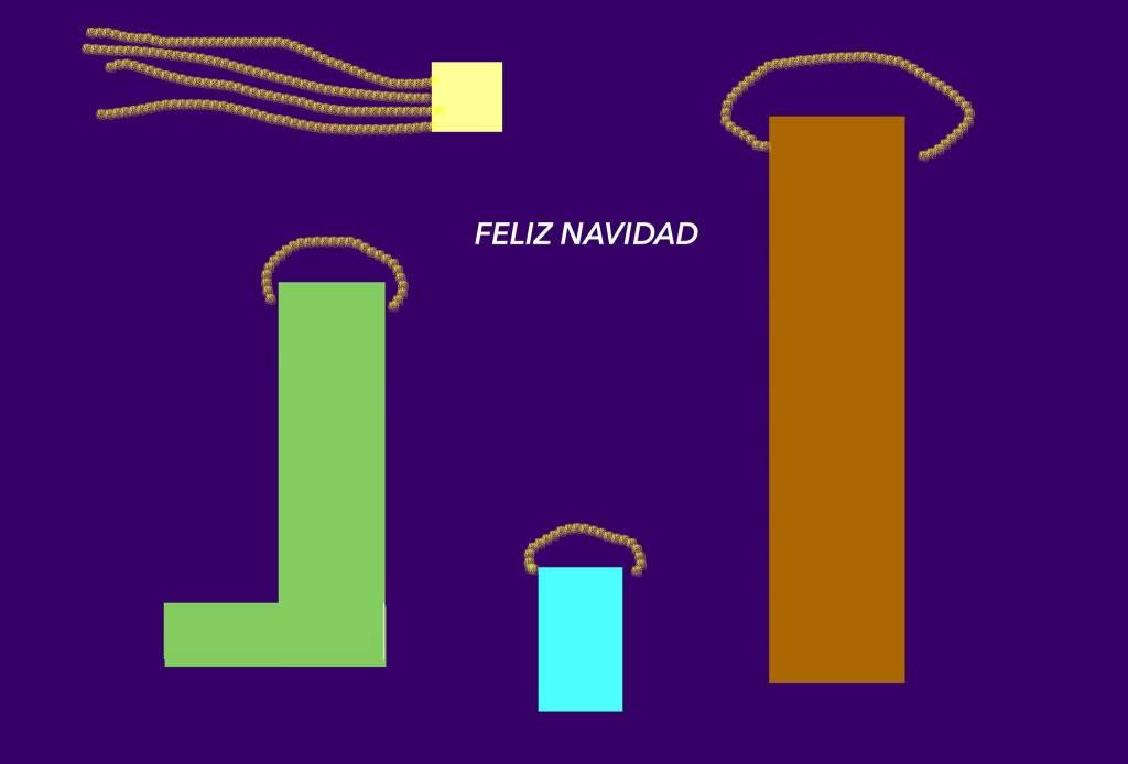 Feliz Navidad. Por Rodol Arévalo