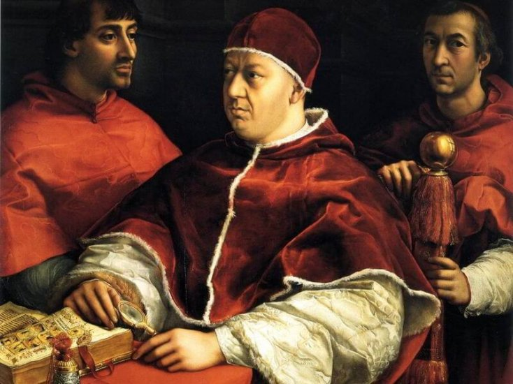Inocencio VIII, viudo con 8 hijos, fue llamado 'El padre de Roma'