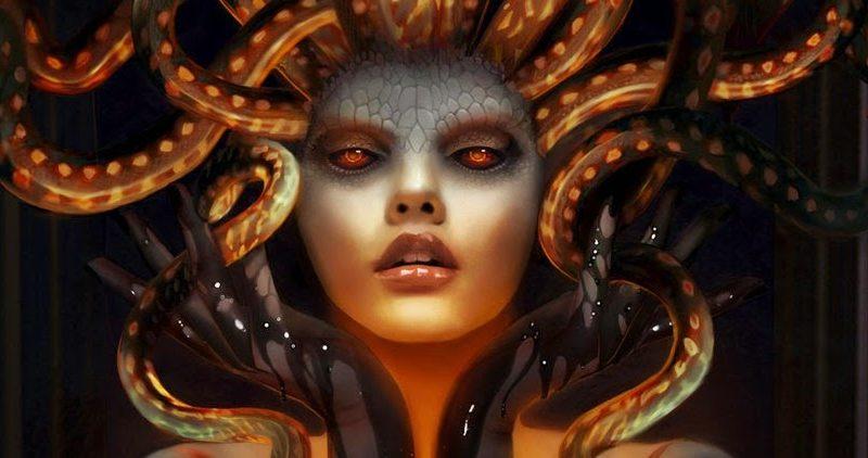 La Medusa, un ser mitológico