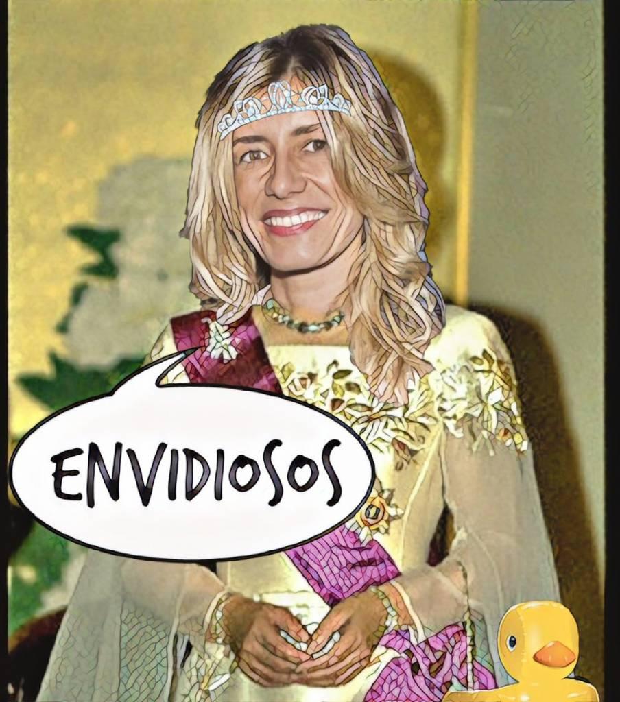 Los Sánchez evitan la ley de transparencia sobre los gastos de la Bego. Por Linda Galmor