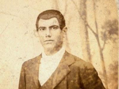 Manuel Rodríguez García, cantaor de la más pura raza gitana, más conocido por MANUEL CAGANCHO