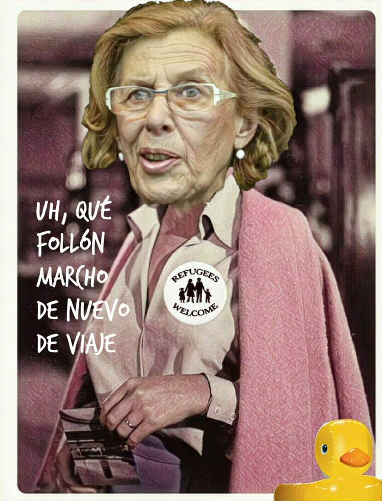 Os jodéis #MadridCentral. Por Linda Galmor