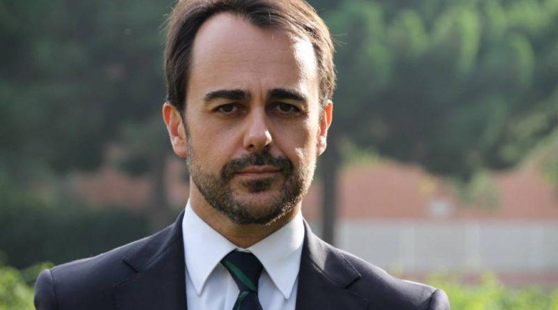 Oscar Ramírez, el nuevo presidente del PP en Barcelona