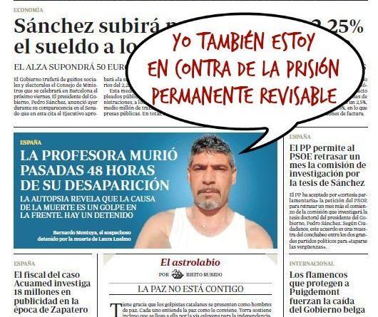 PSOE y Podemos siempre del lado de los malos. Por Linda Galmor
