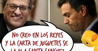 Sánchez compra tiempo con el dinero de todos los españoles. Por Linda Galmor