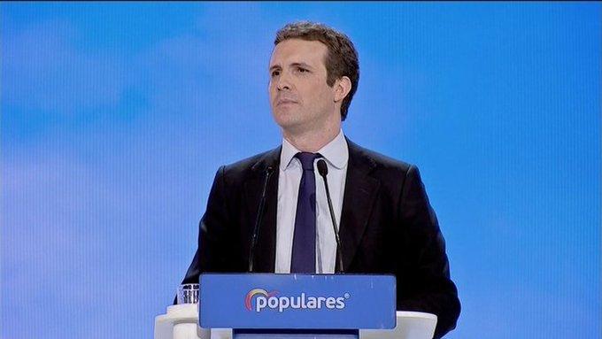 Aquellos que se fueron a encontrar al PP fuera ni lo han encontrado, ni lo van a encontrar. Este es el PP que liderará el cambio en España.