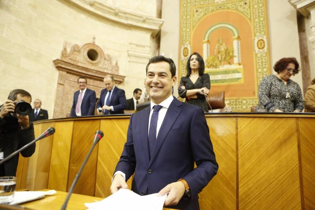 El cambio es ley de vida. Si el futuro es el cambio, podemos decir con claridad que hoy comienza el futuro de Andalucía.
