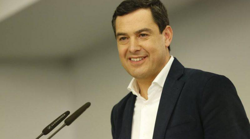 Juan Manuel Moreno Bonilla: El gobierno gobernará para todos los andaluces con empatía, honestidad, sinceridad, esfuerzo y trabajo.