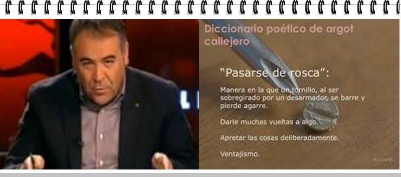 Ferreras sigen pasándose de rosca, pregunta mal y obtiene una respuesta no deseada de Javier Pérez Royo