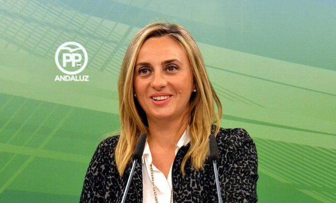 Marifrán Carazo, nueva consejera de Fomento, Infraestructuras y Ordenación del Territorio