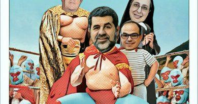 Nombran Presidente de Junts Per Puchemón (Crida) al indepe Sánchez, de los Sánchez de toda la vida. Linda Galmor
