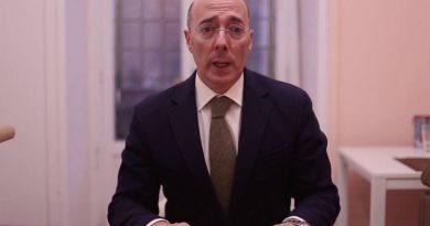Presentación de la Asociación Esteban de Garibay por su presidente Carlos de Urquijo