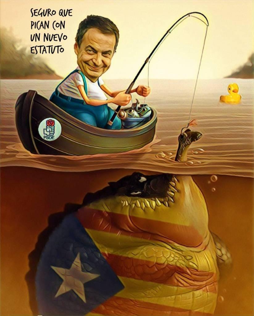 Sánchez pretende hacer la misma jugada que ZP en Cataluña. Por Linda Galmor