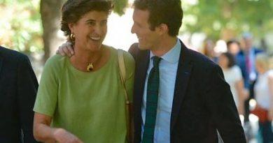 Pablo Casado: Desde que arranqué mi campaña en Ermua dije que quería un partido en el que volviera María San Gil. Un partido en el que todos caben, ganador y con coraje en la defensa de sus principios y valores
