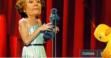 Casi pilla también al #Goya2019 a los mejores efectos fiscales. Por Linda Galmor