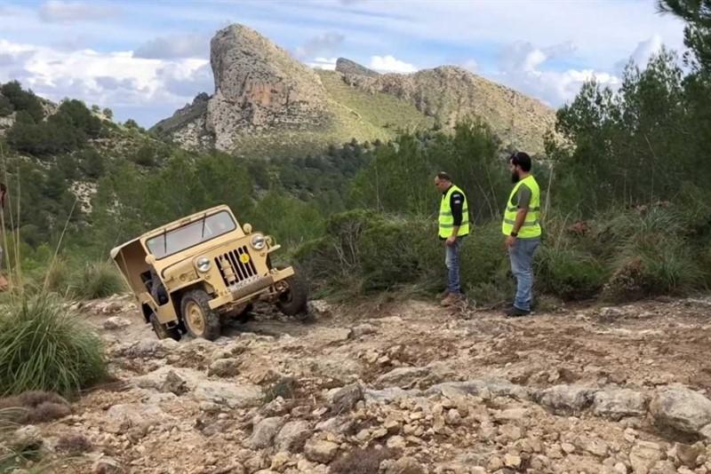 El GOB denuncia las destrozas de caminos del Paraje Natural de la Sierra de Tramuntana