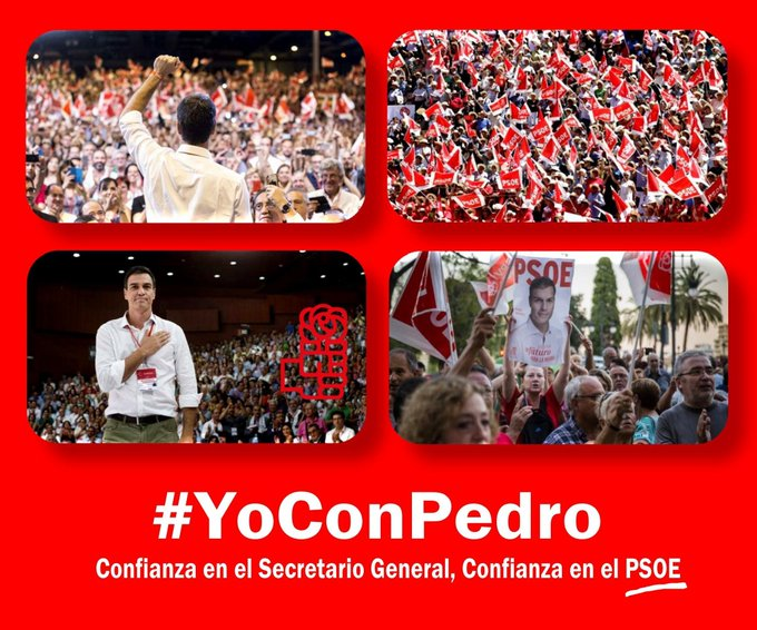 El Secretario General del PSOE