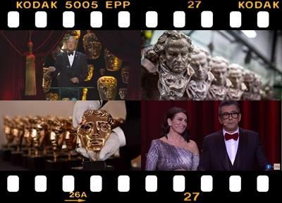 El abuso del primeros planos en los Premios Goya