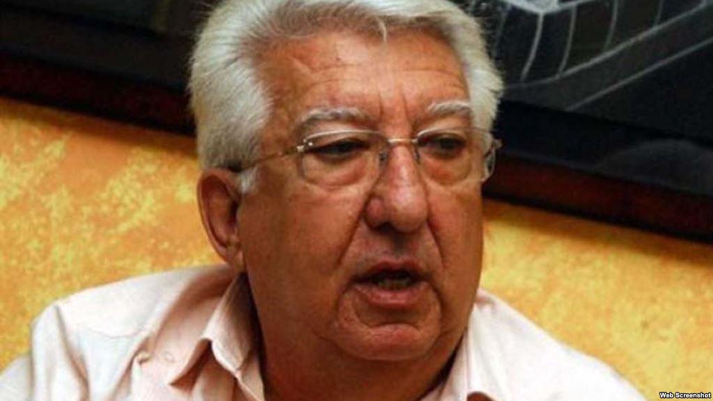 El exviceministro de Relaciones Exteriores de Venezuela, Fernando Gerbasi