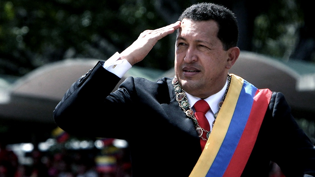Hugo Chávez asumió como presidente el 2 de febrero de 1999