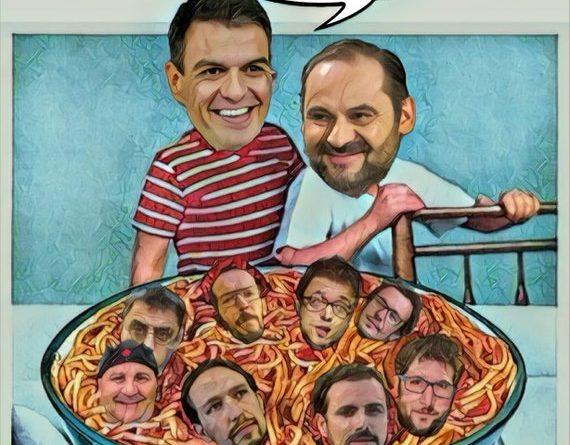 Sánchez cree que se merendará a Podemos en las #EleccionesGenerales28Abril. Por Linda Galmor