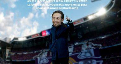 Hoy regresa el macho alfalfa de Podemos. Por Linda Galmor