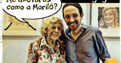 Jó con la abueli. Por Linda Galmor