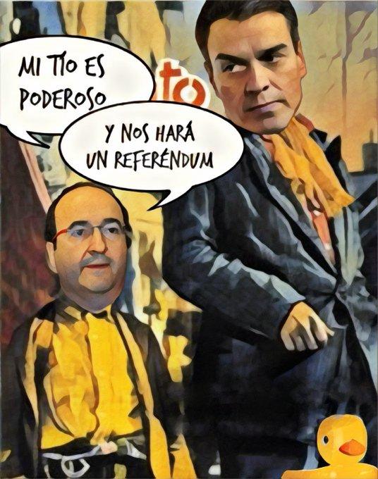 Los niños e idiotas no suelen mentir: Descubierto el plan secreto del PSOE. Por Linda Galmor