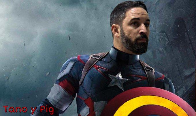 No necesitamos un superhéroe, pero sí políticos honrados que luchen por su país con trabajo y dedicación , yo lo tengo claro. por Tano y Pig