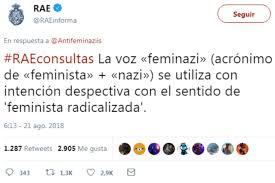 RAE feminazis