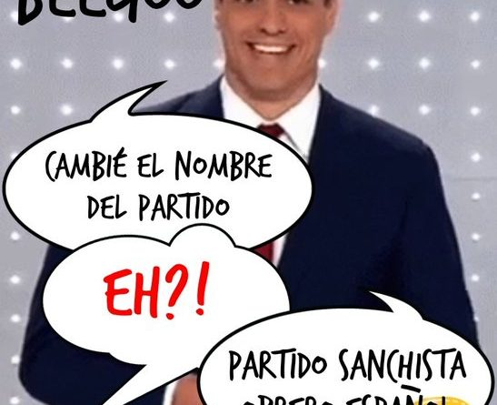 Sánchez renueva el 80% de los candidatos al Congreso de Diputados. Por Linda Galmor