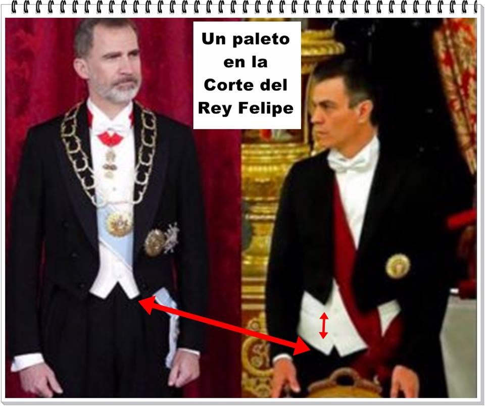 Un paleto en la Corte del Rey Felipe