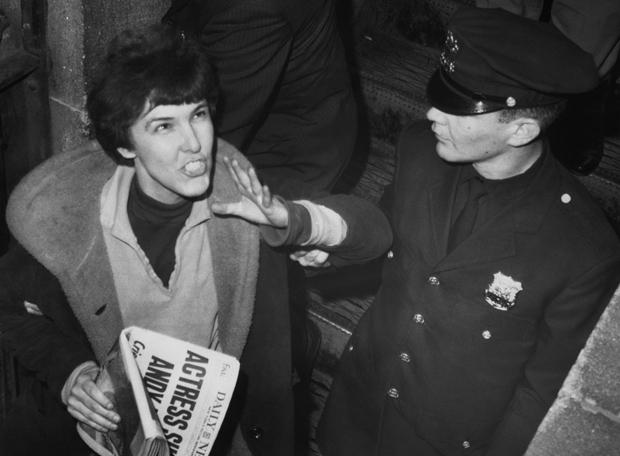 Valerie Solanas. Teórica y activista misandríaca. a mujer que disparó a Warhol (y escribió el manifiesto ' Scum')