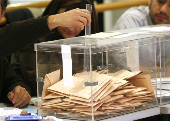 El voto de todas las personas que acuden a las urnas no vale lo mismo en todas las circunscripciones