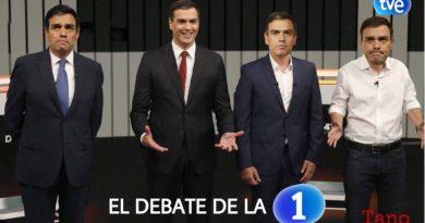 Cada vez que oigo lo del debate de las eleccions generales de TVE, me viene esta imagen a la cabeza y me pregunto, quien será el ganador. Por Tano