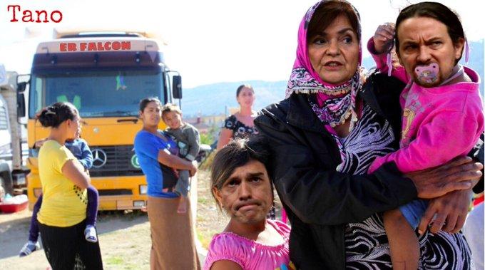 """Carmen Calvo reclama la igualdad de las mujeres Gitanas, """"Sois mis primas, lo habéis sido siempre"""", ha dicho la vicepresidenta del Gobierno. ¡Para muestra un botón! Por Tarno"""