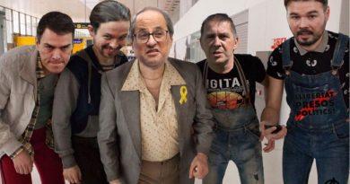 De verdad queremos que esta panda sean los próximos que dirijan España?  #Elecciones2019votoderechas o nos vamos al hoyo de cabeza. Por Tatno