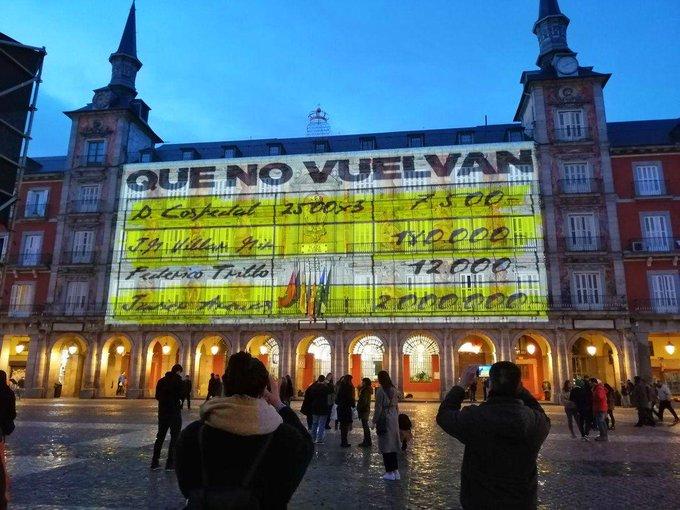 Es imposible que ésto lo haya hecho la Alcaldesa de Madrid, antes de Alcadesa es Magistrada