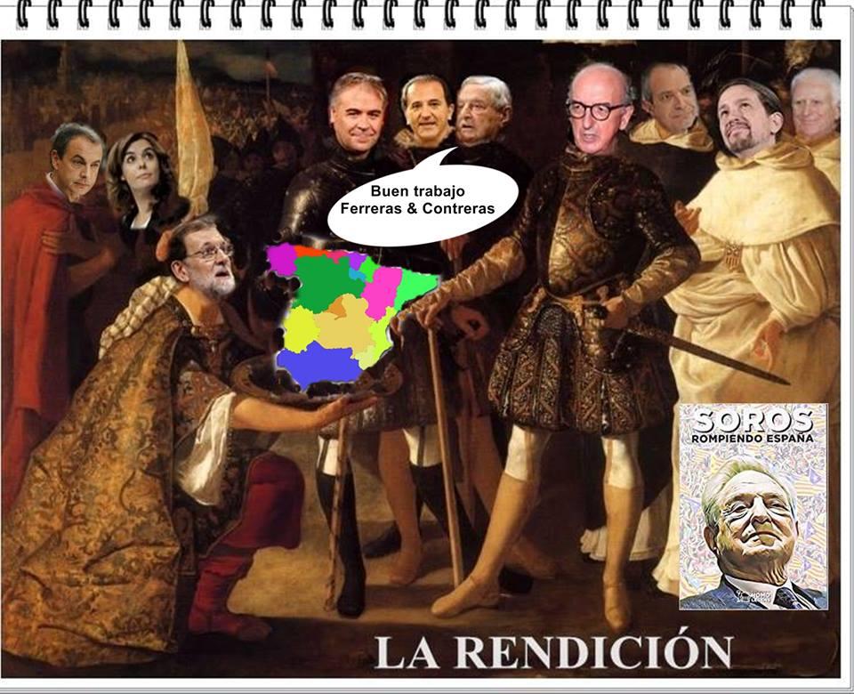 Las empresas de Soros y sus organizaciones afines son una injerencia en los  asuntos internos de España. Por Rafael Gómez de Marcos - La Paseata