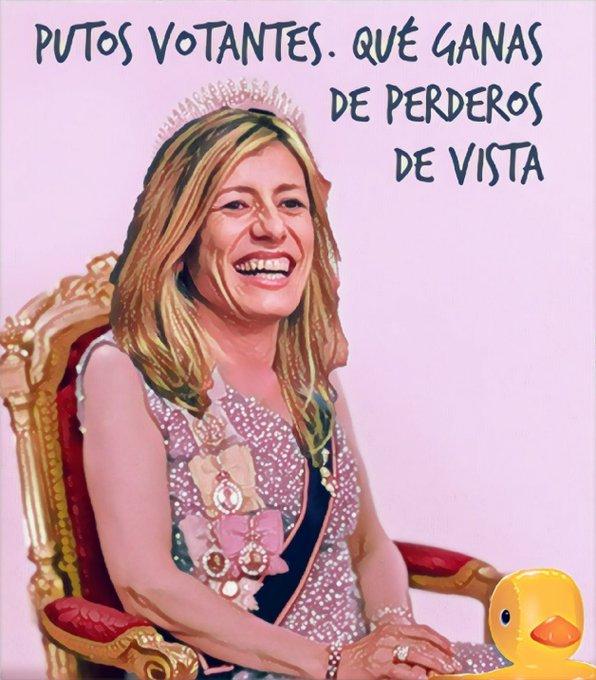 Lady Bego nos desea un #FelizDía de... de... Bueno, de lo que sea. Por Linda Galmpor