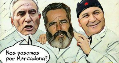 Los benjamines de Andalucía: ¿Han metido ya en el trullo a este lindo trío, orgullo del rojerío?