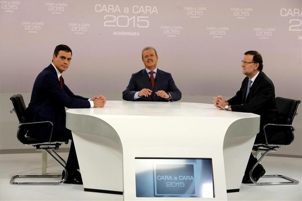 Pedro Sánchez debatir, no es insultar.