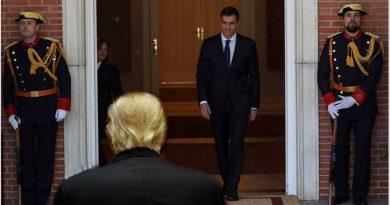 Pedro Sánchez se reunió en secreto en Moncloa con George Soros