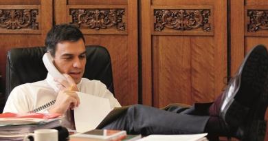 Pedro Sánchez, sin escrúpulos, todo vale