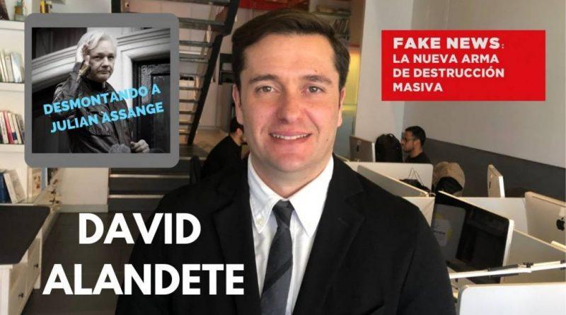 En numerosas ocasiones han sido publicados los vínculos de David Alandete con la CIA y la fundación Soros